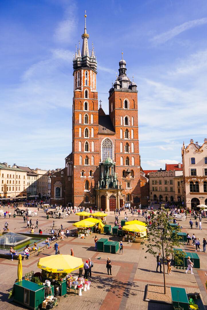 Best Cafés in Kraków: Café Szał