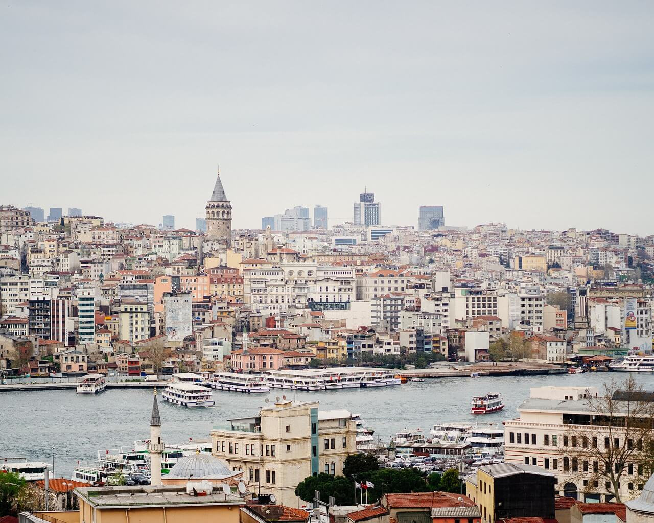 My Upcoming Travels: Istanbul in Turkey