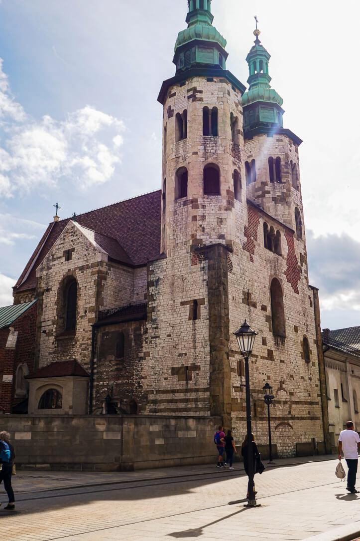 Kraków's Architecture