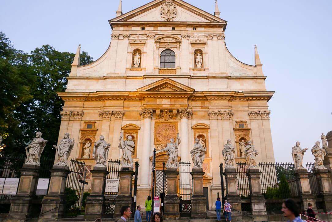 St. Peter and Paul Church Kraków