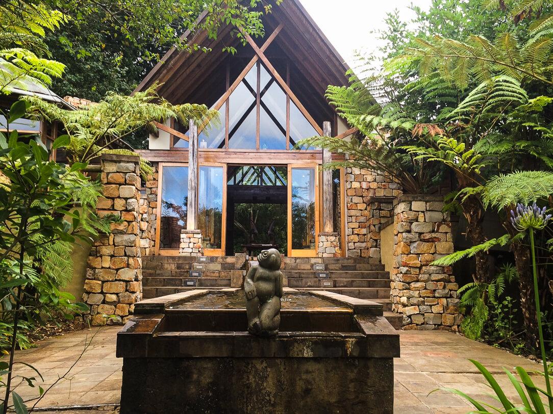 Tsala Treetop Lodge Hotel in Knysna, South Africa