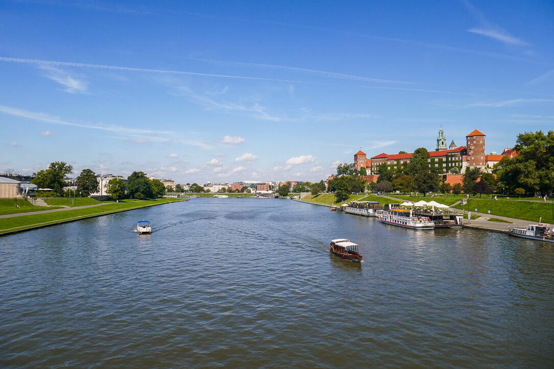 4 Day Itinerary Kraków: Wawel Castle