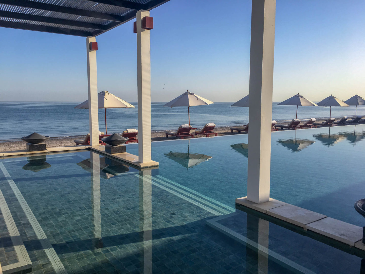 The Chedi a Luxury Hotel in Muscat