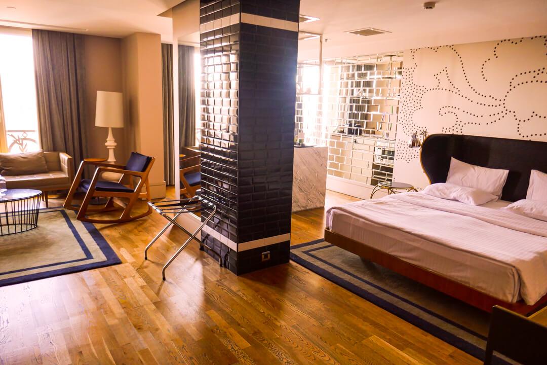 Witt Istanbul Suites: A Luxury Hotel in Beyoğlu