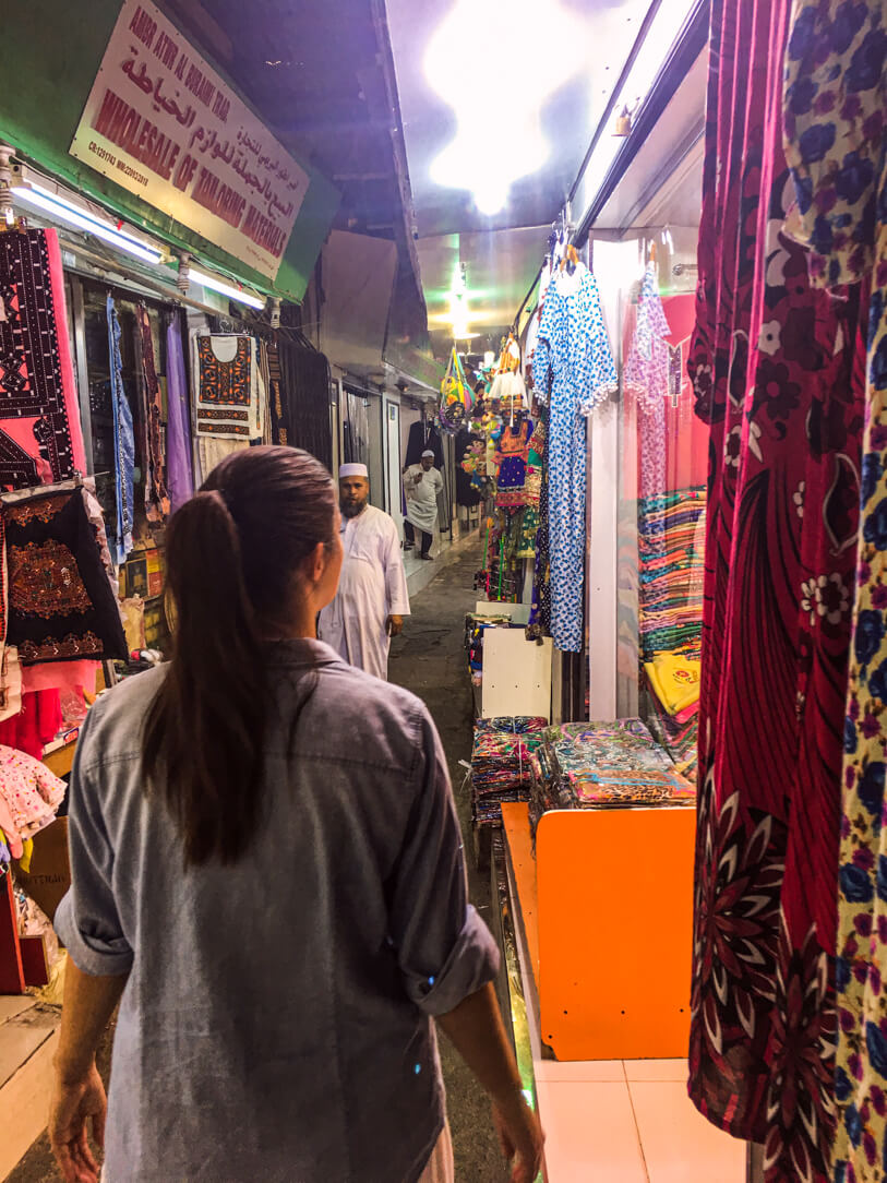 Top Things to Do In Muscat Oman: Muttrah Souq