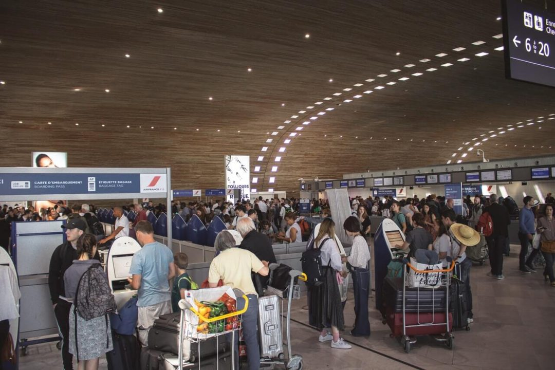 Fast Track Security to skip the queues