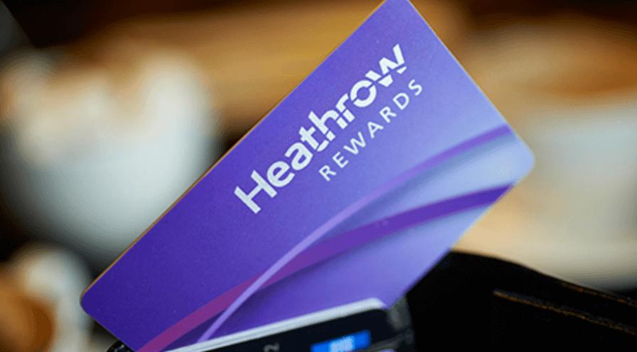 Heathrow Rewards Card