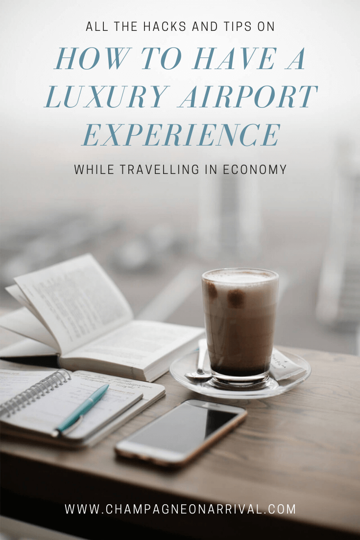 Tips & Tricks for a Luxury Airport Experience