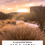 Pin for A Luxury Hotel Review of Alila Jabal Akhdar in Oman