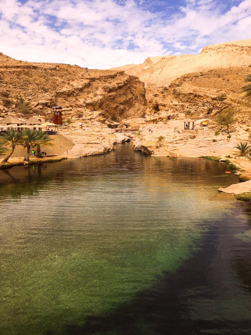 Oman Road Trip: Wadi Bani Khalid