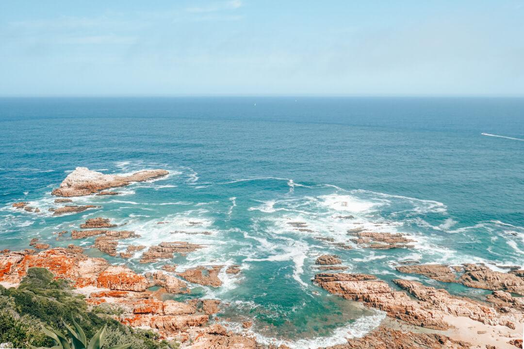 Coney Glen Beach in Knysna South Africa