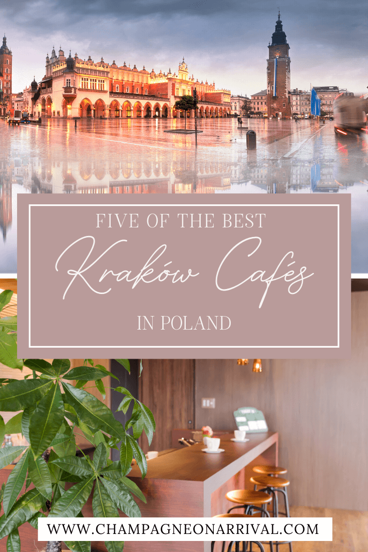 Pin for Five of the Best Kraków Cafés in Poland