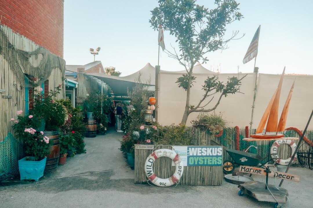Best Restaurants in Knysna: Freshline Fisheries at Knysna Waterfront