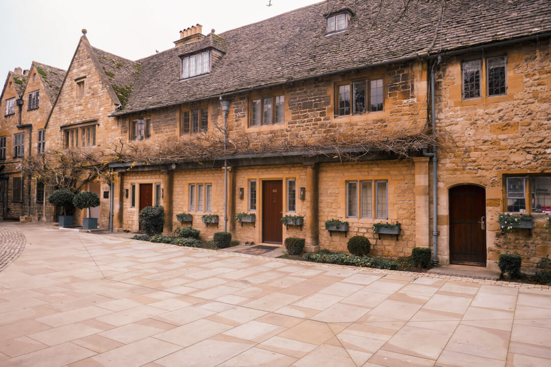 The Lygon Arms Hotel in Broadway, The Cotswolds
