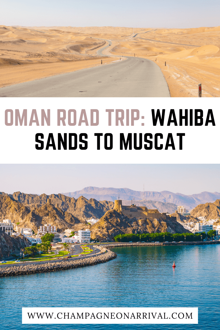 Pin for An Oman Road Trip from Wahiba Sands to Muscat