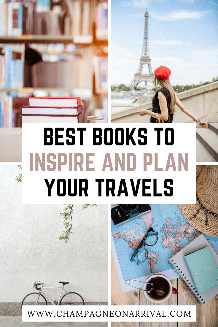 Pin for Best Books to Inspire & Plan Your Travels