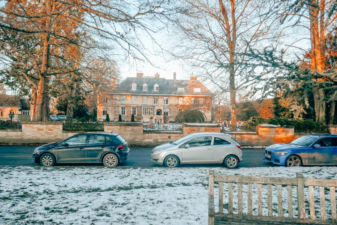 Slaughters Manor House, a luxury boutique hotel in the Cotswolds