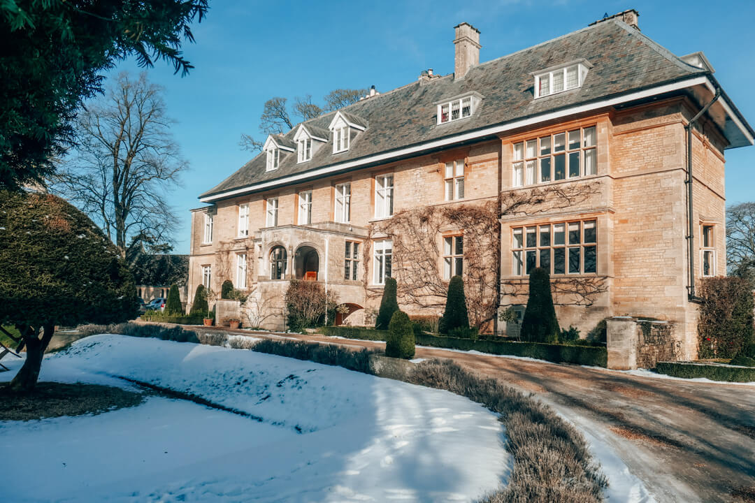 Slaughters Manor House Hotel, a luxury boutique hotel in The Cotswolds