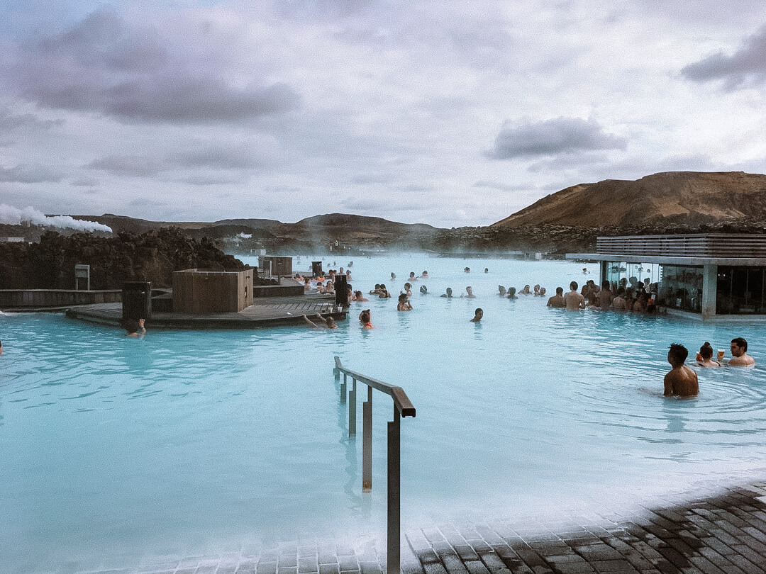 Blue Lagoon Tips in Iceland