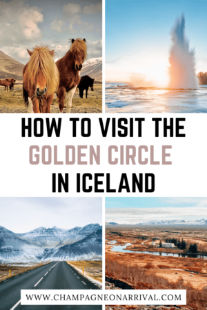 Pin for How to Visit the Golden Circle in Iceland