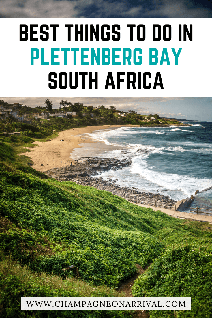 Pin for Best Things to Do in Plettenberg Bay on the Garden Route