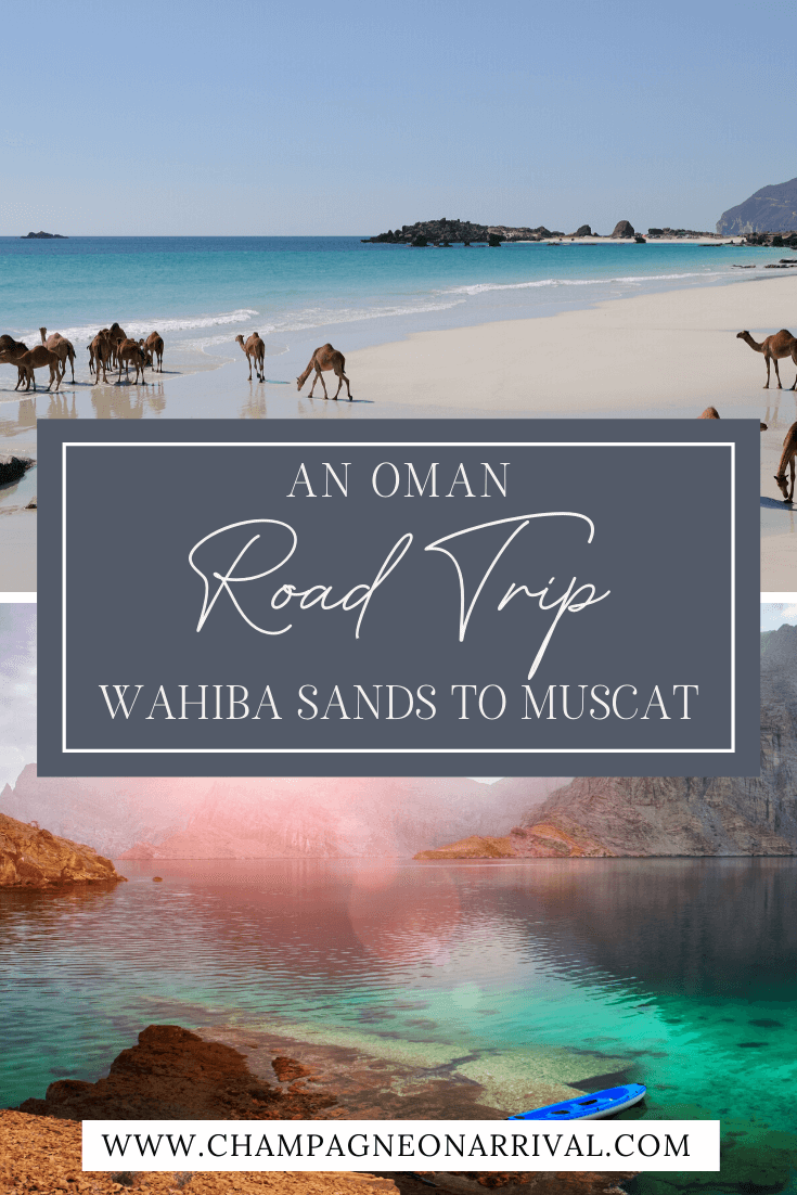 Pin for Oman Road Trip: Wahiba Sands to Muscat