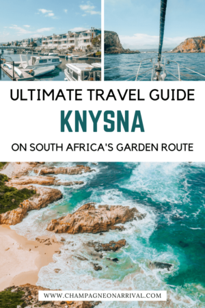 Pin for Best Things to Do in Knysna on the Garden Route