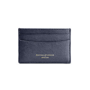 Aspinal Credit Card Wallet - Luxury Travel Gifts for Him
