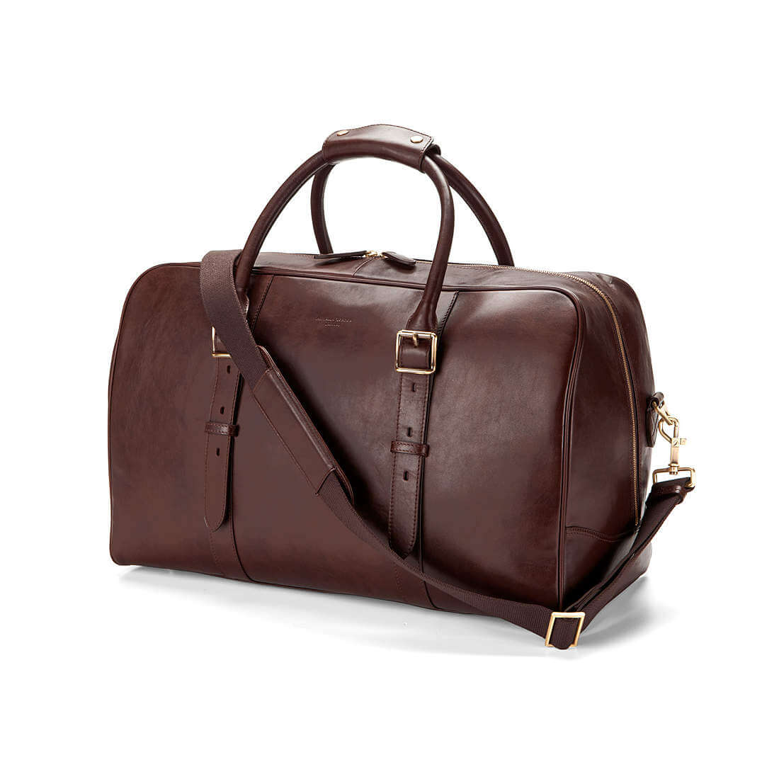 Luxury Travel Gifts for Him Aspinal of London Harrison Weekender Bag