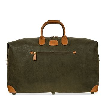 Luxury Travel Gifts for Him: Bric's My Life Weekender