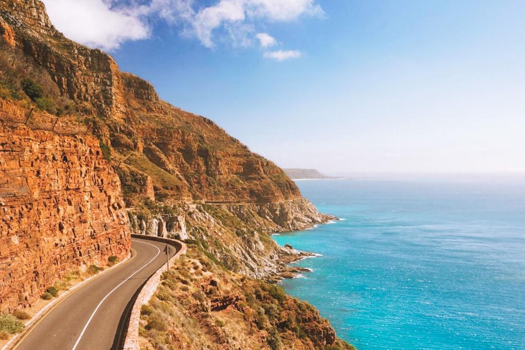 Chapman's Peak Drive Cape Town South Africa