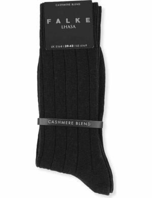 Falke Wool Cashmere Socks - Luxury Travel Gifts for Him