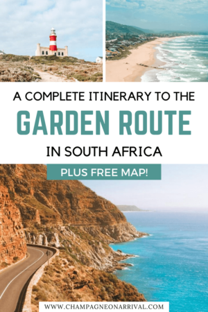 Pin for Your Ultimate Garden Route Itinerary