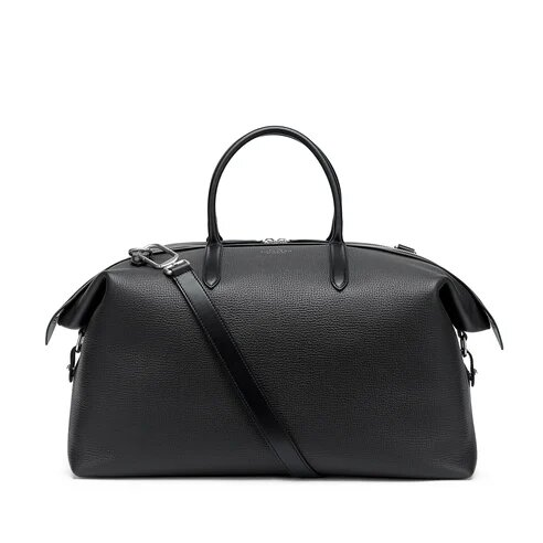 Luxury Travel Gifts for Him: Smythson Ludlow Weekender