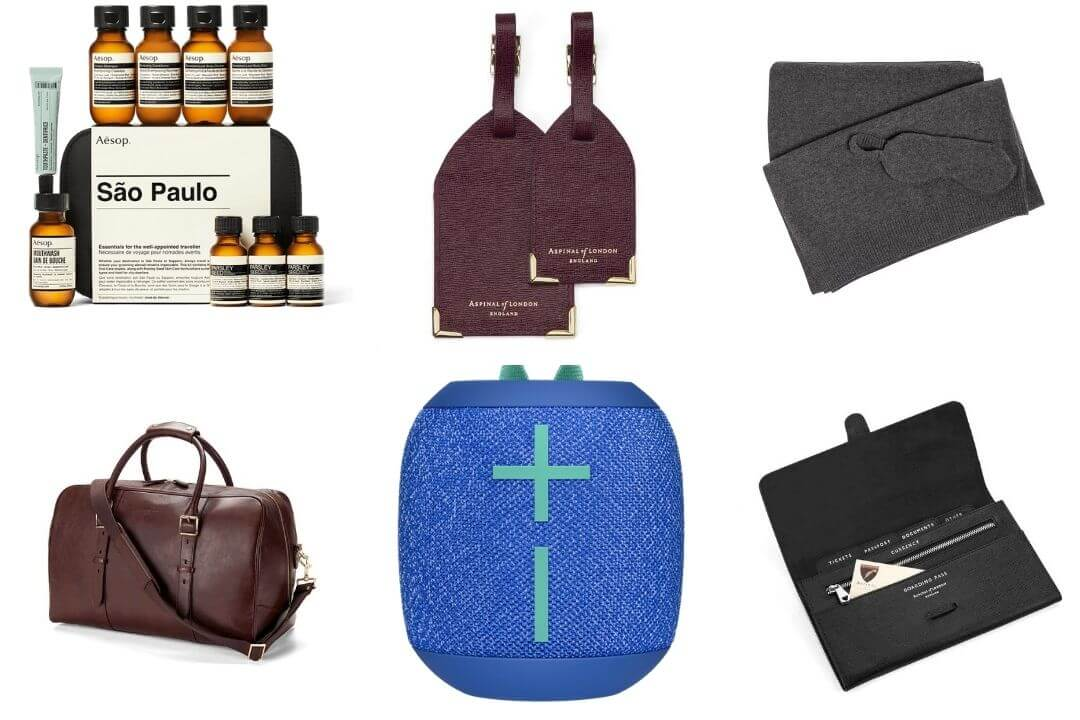 10 Luxury Travel Gifts for Him